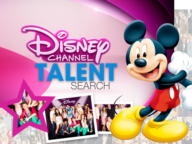 how to find auditions for disney channel shows