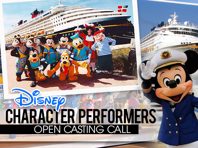 Disney Cruise Line Casting Call Disney Channel Auditions