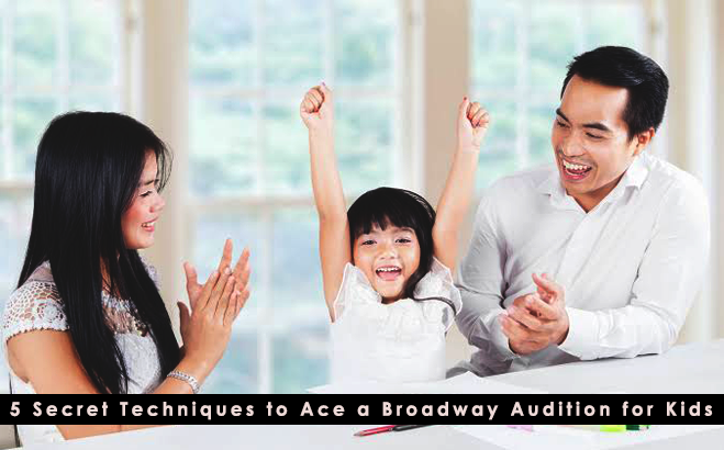 Broadway Audition for Kids