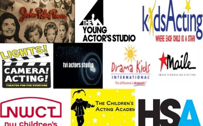 Acting Schools for Kids in the United States