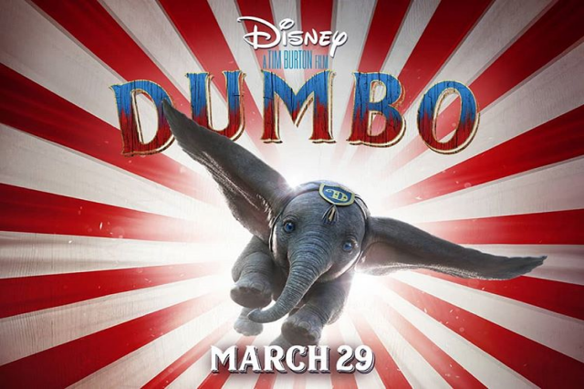 10 Disney Movies - dumbo