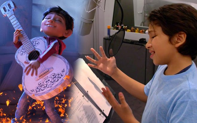 child voice-acting performances in Disney films