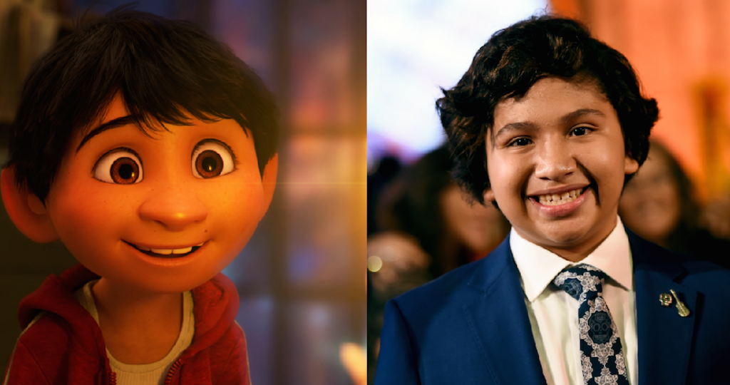 Anthony Gonzalez as Miguel in Coco
