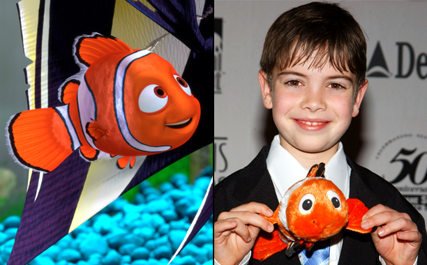 Alexander Gould as Nemo in Finding Nemo