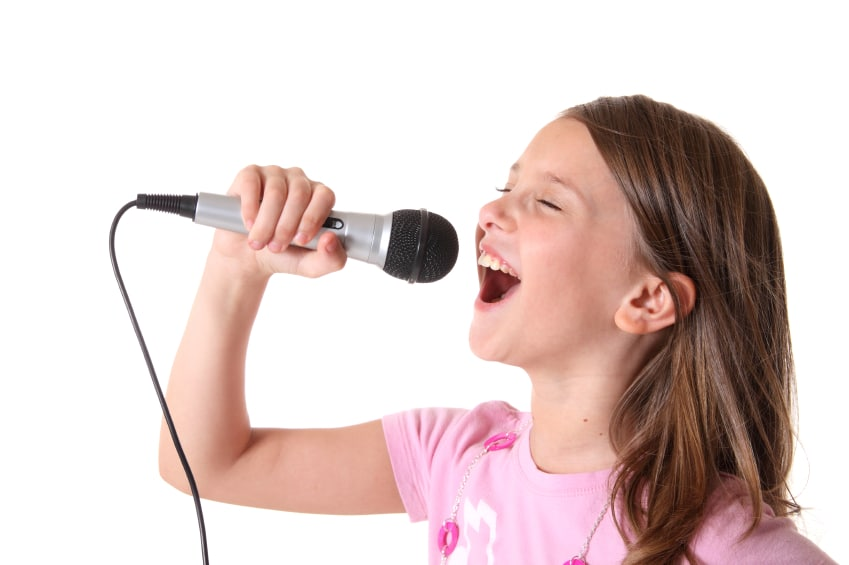 singing audition tips for kids