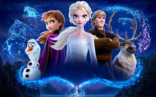 frozen 2 breaks records